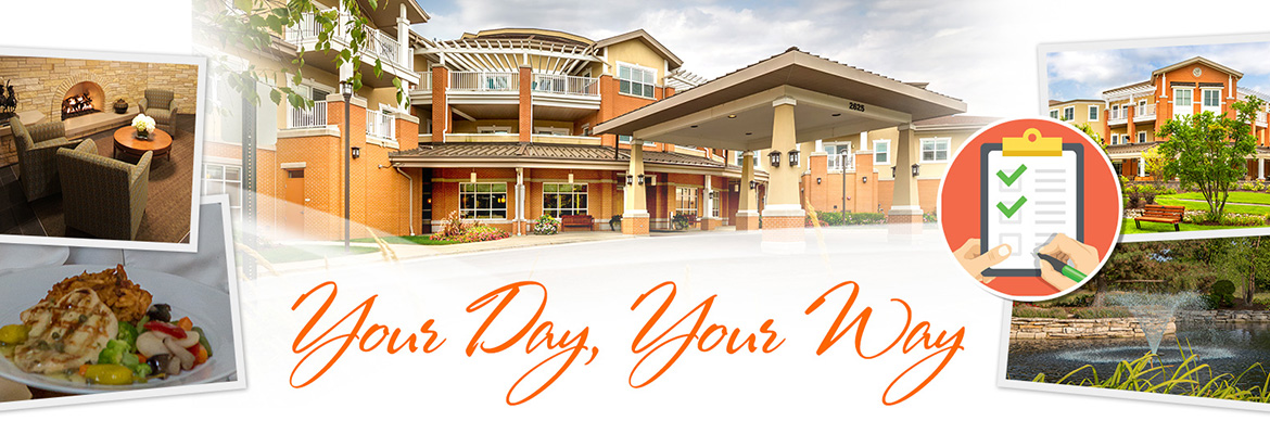 Spend Your Day, Your Way at Covenant Village of Northbrook